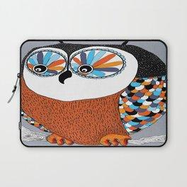 Beautiful Owl Laptop Sleeve