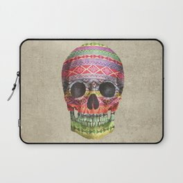 Navajo Skull  Laptop Sleeve