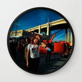 INXS — Elegantly wasted Wall Clock