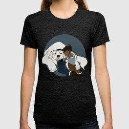 Korra and Naga T-shirt