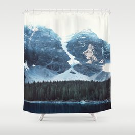 Sierra W.F Shower Curtain