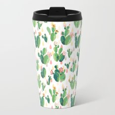 Cactus pattern Travel Mug