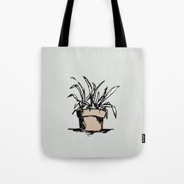 """Teacher's Plant"" from Grow Collection Tote Bag"