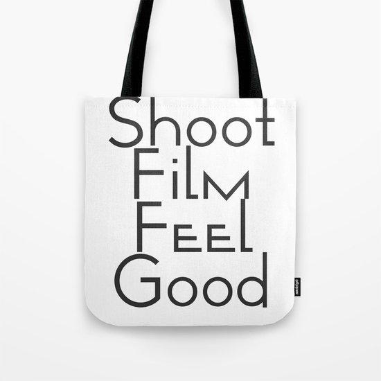 Shoot Film, Feel Good (Big) Tote Bag