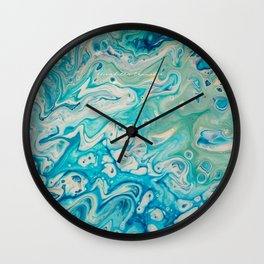 CLEAR MIND - Limited Edition Wall Clock