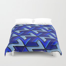 Geometrix 110 Duvet Cover
