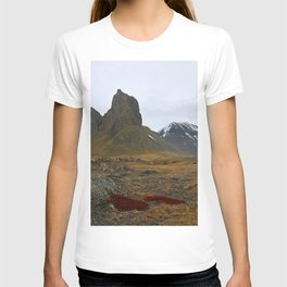 Red of the Fire Land T-shirt