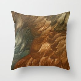 Clotho Throw Pillow