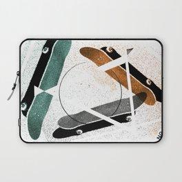 Skatestriangles Laptop Sleeve