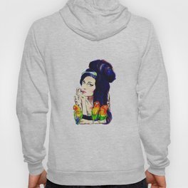 Miss Winehouse Hoody