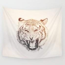 Timmy the Tiger Wall Tapestry