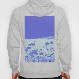 Ink Drop Blue Hoody