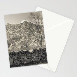 Guadarrama landscape Stationery Cards