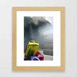 Guggenheim Museum, Bilbao, Spain Framed Art Print
