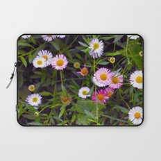 A Mini Forest Laptop Sleeve