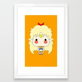 sailor venus Framed Art Print