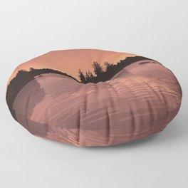 Quetico Provincial Park Floor Pillow