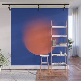 Solar flare Wall Mural