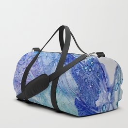 Water Scarab Fossil Under the Ocean, Environmental Duffle Bag