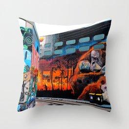 May Lane Throw Pillow