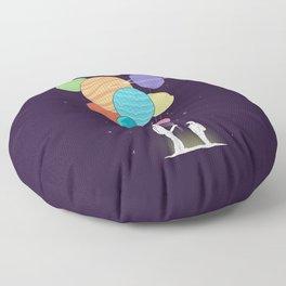 Papa Floor Pillow