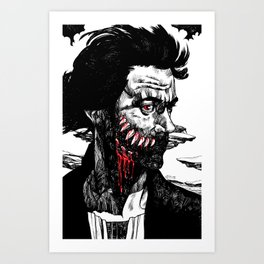 You Say, I Say, They Say Art Print