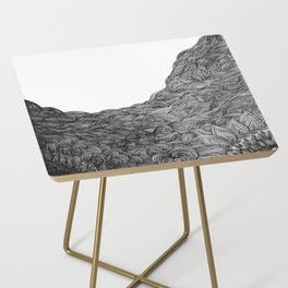 Wave Side Table
