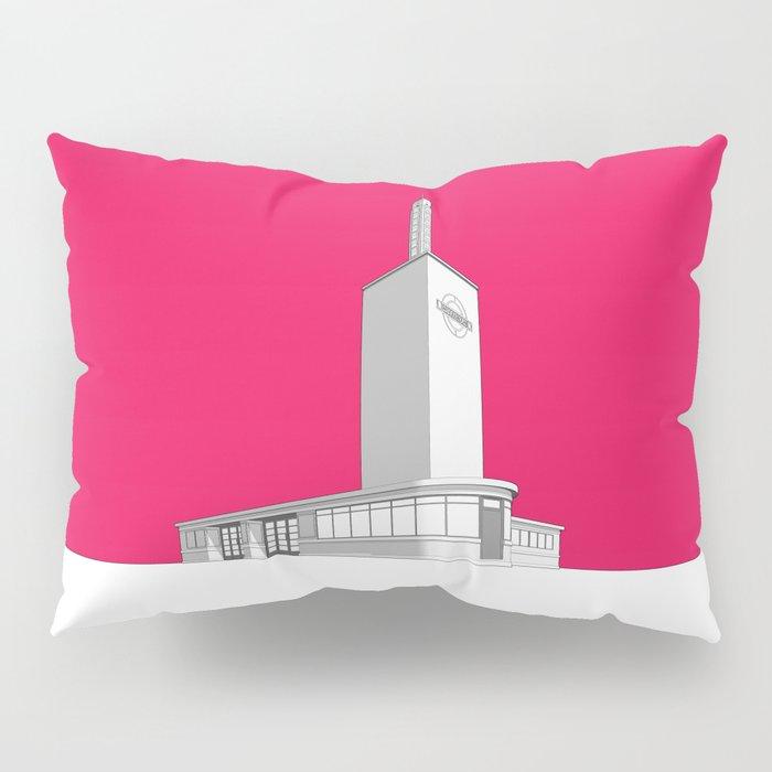 Osterley station Pillow Sham
