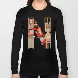 N as Notary Long Sleeve T-shirt