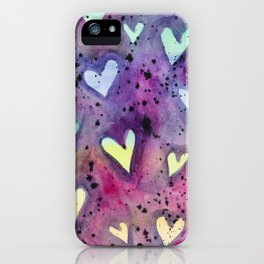 Heart No. 15 iPhone Case