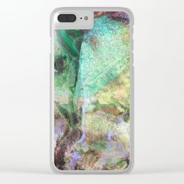 Most Desirable (Detail) Clear iPhone Case