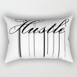 Hustle Rectangular Pillow
