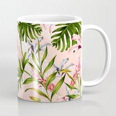 Tropical nature pattern Mug