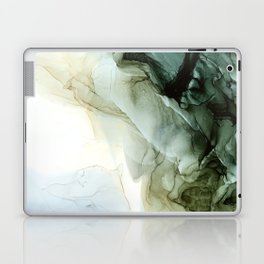 Land and Sky Abstract Landscape Painting Laptop & iPad Skin