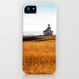 Safe At Home iPhone Case
