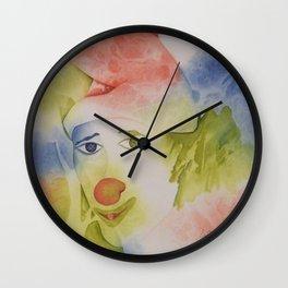 Paillasse Wall Clock