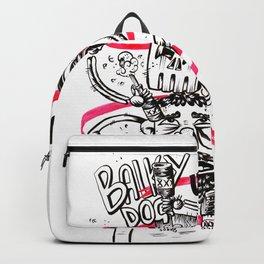 Wretch skeleton Backpack