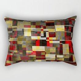 fallin' into a pattern Rectangular Pillow