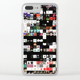 archives Clear iPhone Case
