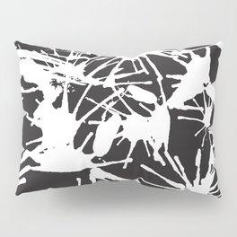 Ink Splatter 02 Pillow Sham
