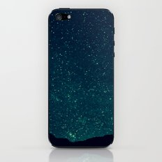 Desert Stars iPhone & iPod Skin