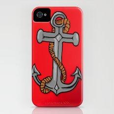 Anchor iPhone (4, 4s) Slim Case