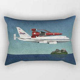 Thunderbird Carrier Rectangular Pillow