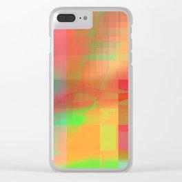 fundamental one 1e Clear iPhone Case