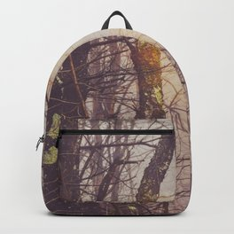 Sunrise Through The Trees Backpack
