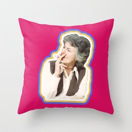 Bea is for Best Throw Pillow