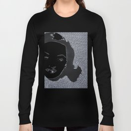 Bette Davis All About Eve American Film Fasten your seat belts hollywood star Long Sleeve T-shirt