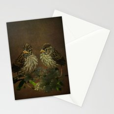 Thinking Spring Stationery Cards