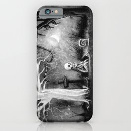 rest in expectation iPhone Case