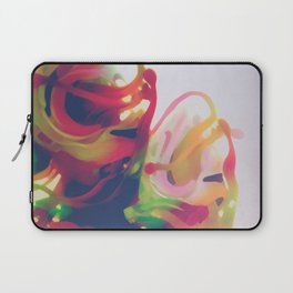 Orchids 01 Laptop Sleeve